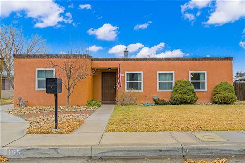 Photo of 4165 CHAMA Street NE, Albuquerque, NM 87109 (MLS # 984216)