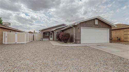 Photo of 6220 EVESHAM Road NW, Albuquerque, NM 87120 (MLS # 991217)