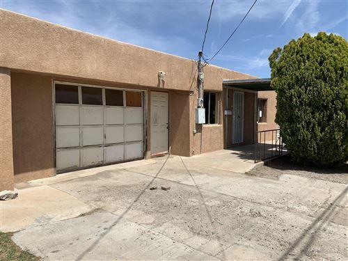 Photo of 729 PROSPECT Avenue NW, Albuquerque, NM 87102 (MLS # 990218)