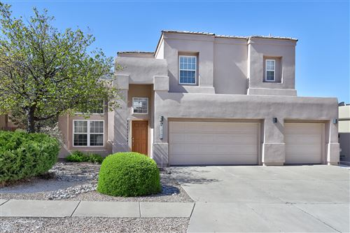Photo of 12700 SUNSET RIDGE Place NE, Albuquerque, NM 87111 (MLS # 991219)