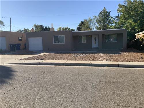 Photo of 9324 EUCLID Avenue NE, Albuquerque, NM 87112 (MLS # 979220)