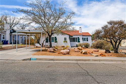 Photo of 401 BRYN MAWR Drive SE, Albuquerque, NM 87106 (MLS # 989220)