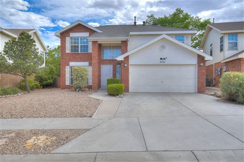 Photo of 8016 SHEFFIELD Place NW, Albuquerque, NM 87120 (MLS # 969221)