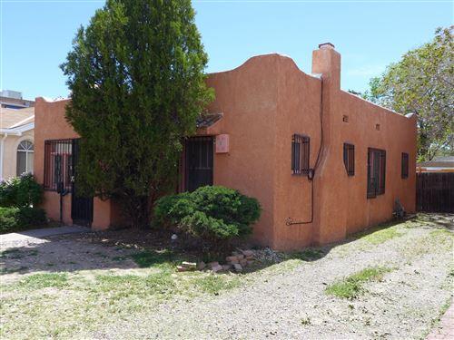 Photo of 720 MARQUETTE Avenue NW, Albuquerque, NM 87102 (MLS # 973222)