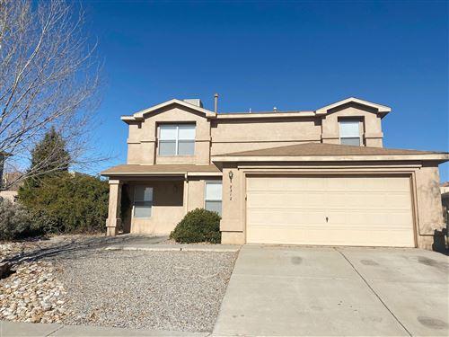 Photo of 8312 RANCHO PARAISO NW, Albuquerque, NM 87120 (MLS # 982222)
