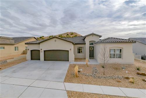Photo of 5453 PIKES PEAK Loop NE, Rio Rancho, NM 87144 (MLS # 983223)