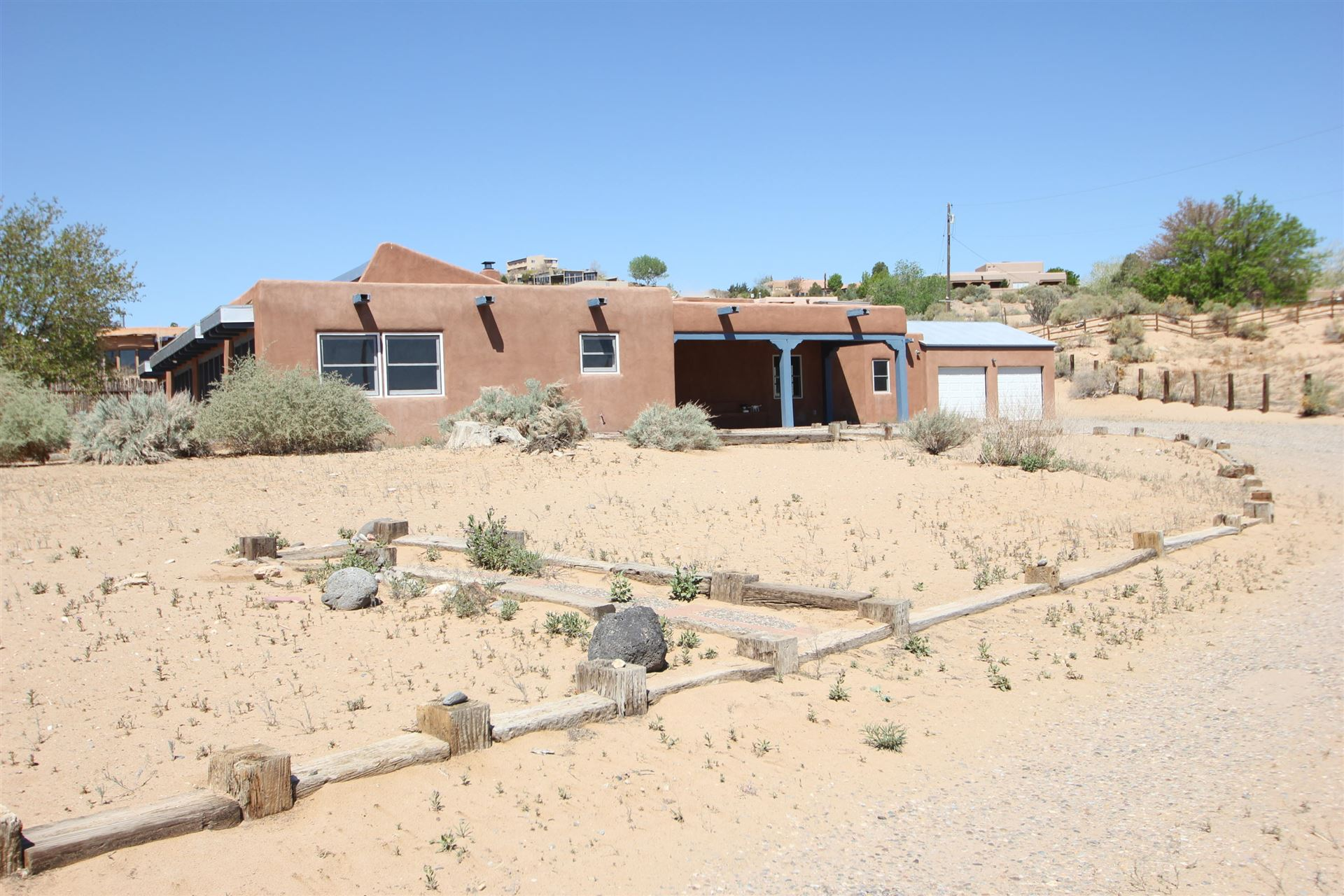 Photo of 2085 LOMA LARGA Road, Corrales, NM 87048 (MLS # 991223)