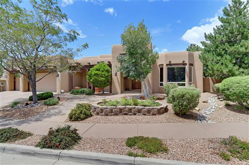 Photo of 5401 HIGH CANYON Trail NE, Albuquerque, NM 87111 (MLS # 960225)