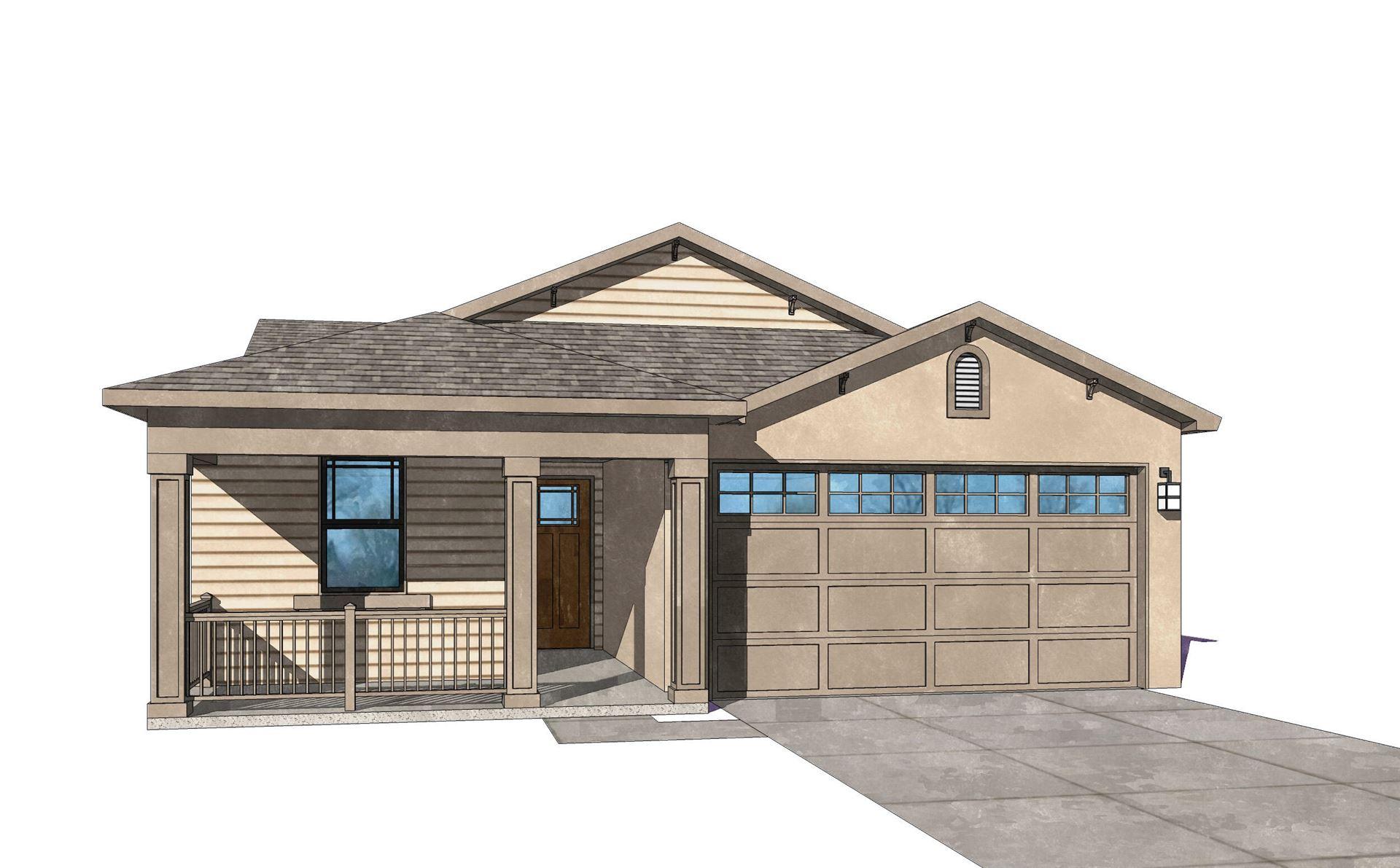 4328 Bald Eagle Loop NE, Rio Rancho, NM 87144 - #: 1000225