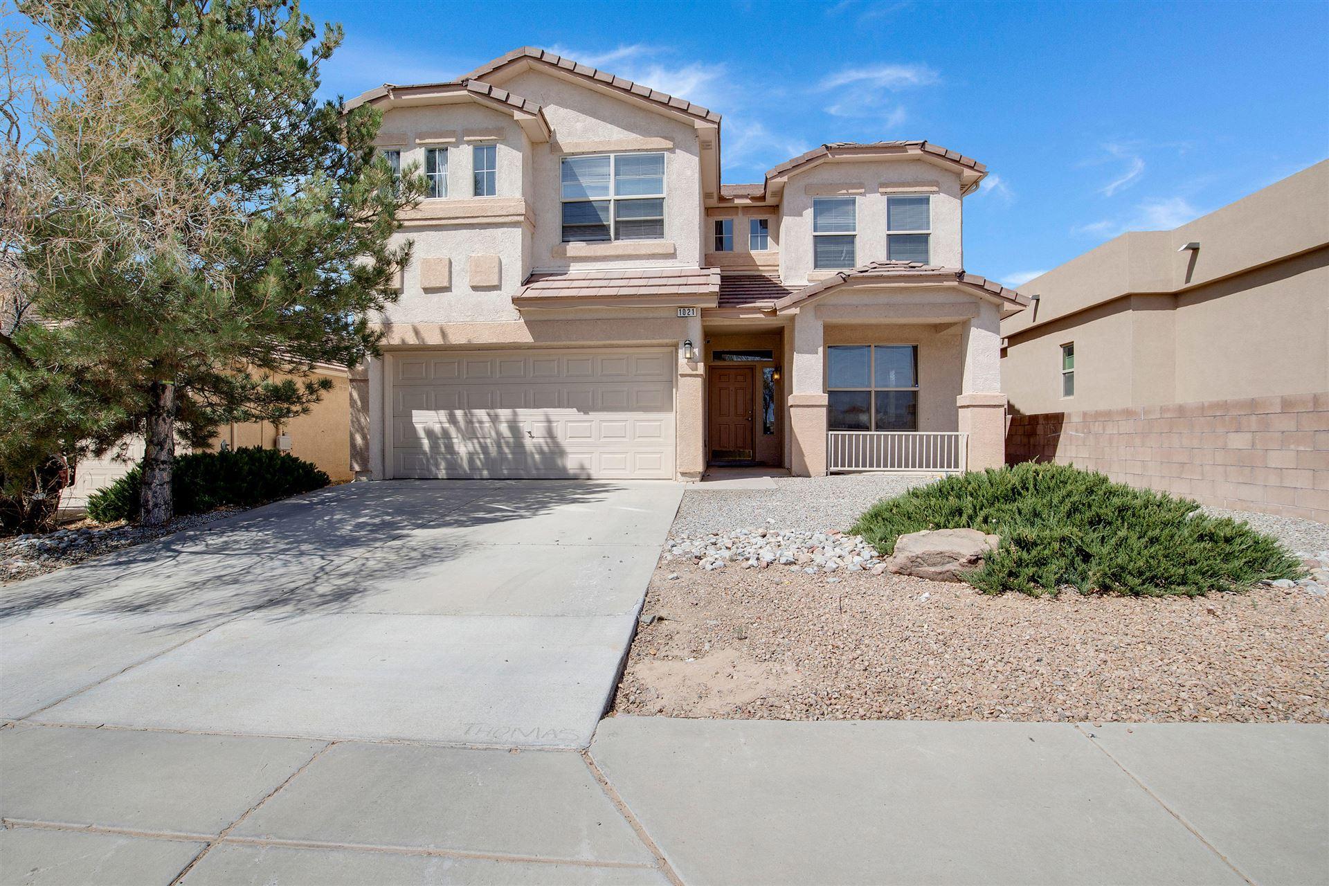 1021 25TH Street SE, Rio Rancho, NM 87124 - MLS#: 989225