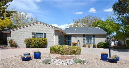 Photo of 4636 SHERWOOD Street NE, Albuquerque, NM 87109 (MLS # 990226)