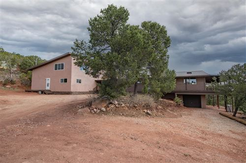 Photo of 34 Jon Kitsch Road, Tijeras, NM 87059 (MLS # 989227)