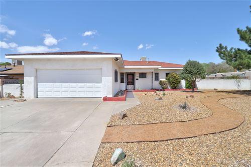 Photo of 10325 Apache Avenue NE, Albuquerque, NM 87112 (MLS # 990227)