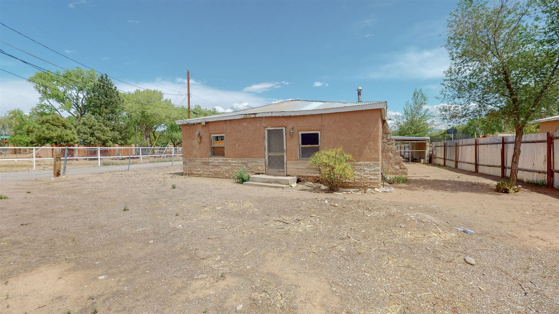 Photo of 2 SANCHEZ Road, Corrales, NM 87048 (MLS # 991227)