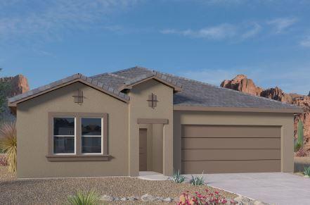 11543 SANDIA SUNSET Avenue SE, Albuquerque, NM 87123 - MLS#: 986228