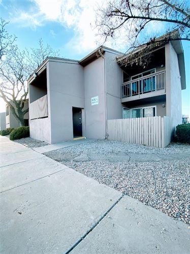 Photo of 4601 Carlisle Boulevard NE #C9, Albuquerque, NM 87109 (MLS # 989230)