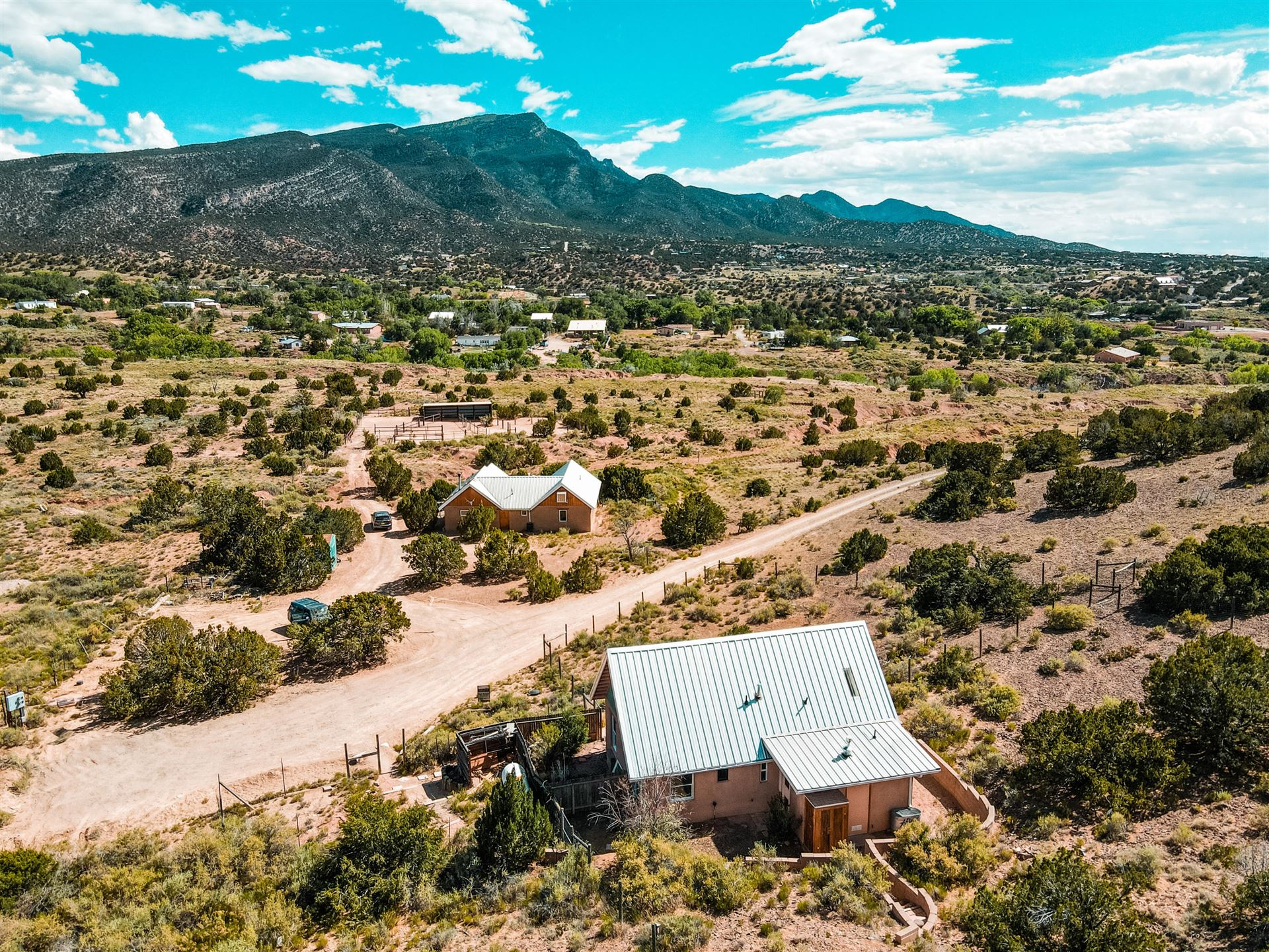 Photo of 50 CHARLOTTE Lane, Placitas, NM 87043 (MLS # 969230)