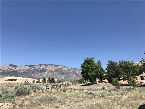 Photo of 9328 OAKLAND Avenue NE, Albuquerque, NM 87122 (MLS # 959234)