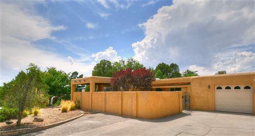 Photo of 4419 JOE DAN Place NE, Albuquerque, NM 87110 (MLS # 973235)