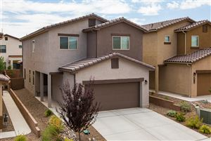 Photo of 8708 Warm Wind Place NW, Albuquerque, NM 87120 (MLS # 952237)