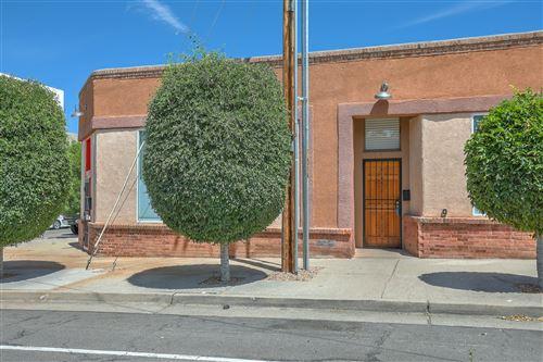 Photo of 403 TIJERAS Avenue NE, Albuquerque, NM 87102 (MLS # 977237)