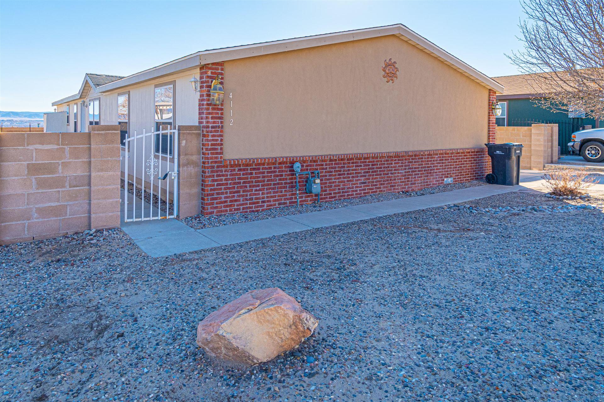 4112 ABEES Street SW, Albuquerque, NM 87121 - MLS#: 985239