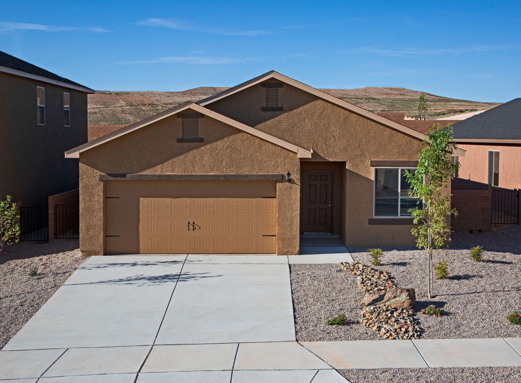 3729 Bronco Trail Road NE, Rio Rancho, NM 87144 - #: 971241