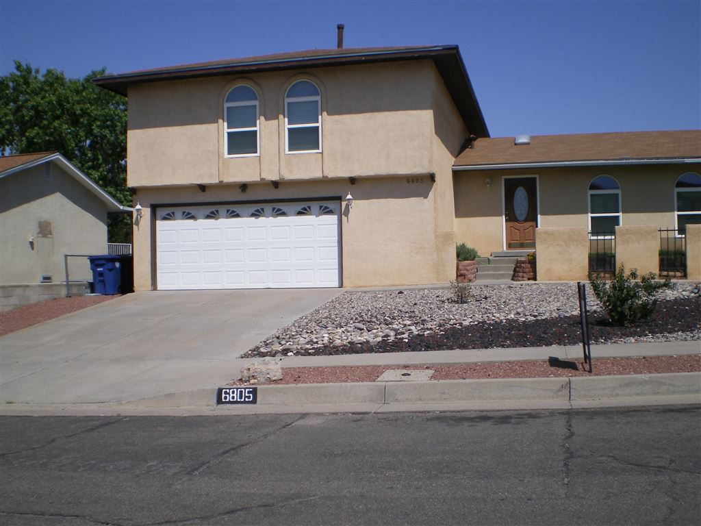 Photo for 6805 Gisele Drive NE, Albuquerque, NM 87109 (MLS # 953242)