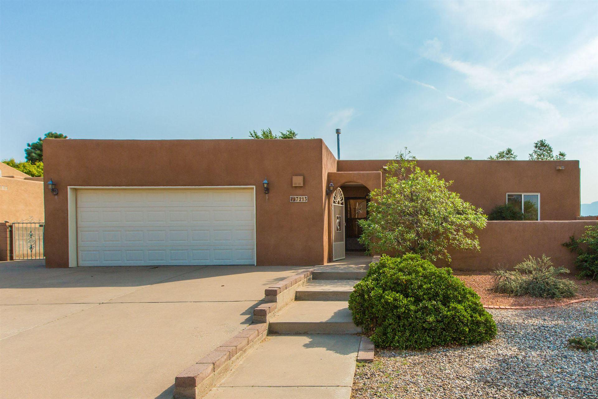 7213 DODGE Trail NW, Albuquerque, NM 87120 - MLS#: 997244