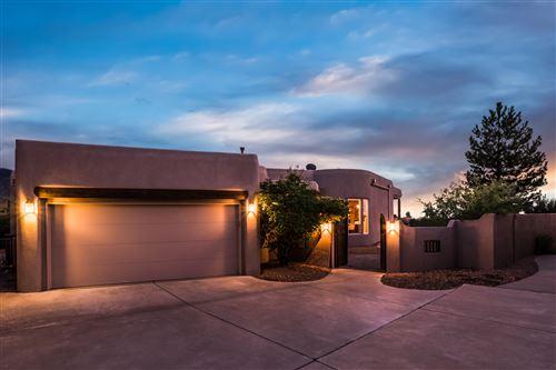 Photo of 12900 SANDIA POINT Road NE, Albuquerque, NM 87111 (MLS # 974248)