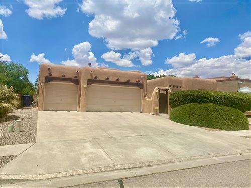 Photo of 8415 PETALUMA Drive NE, Albuquerque, NM 87122 (MLS # 995248)