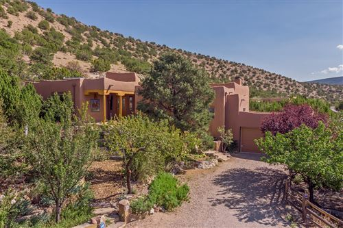 Photo of 166 CAMINO DE SAN FRANCISCO, Placitas, NM 87043 (MLS # 977249)