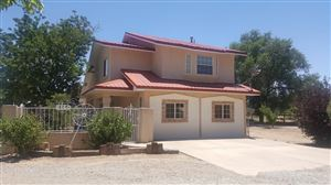 Photo of 8150 Guadalupe Trail NW, Los Ranchos, NM 87114 (MLS # 941252)