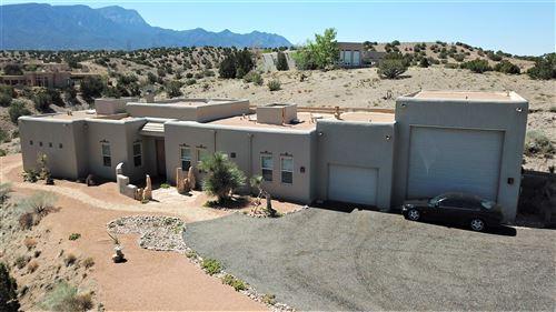 Photo of 1 COYOTE Road, Placitas, NM 87043 (MLS # 990252)