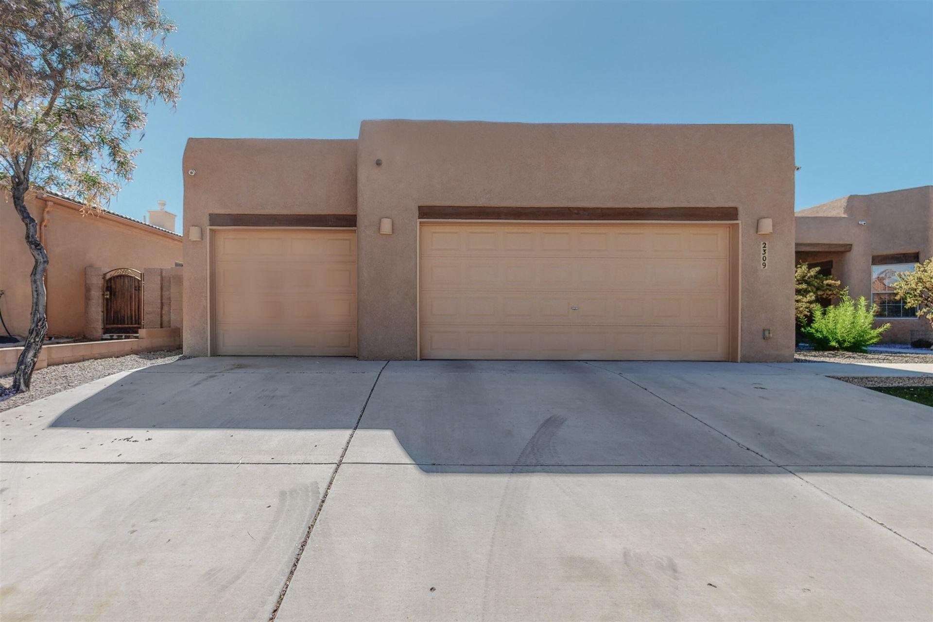Photo of 2309 WILDSTREAM Street NW, Albuquerque, NM 87120 (MLS # 994252)