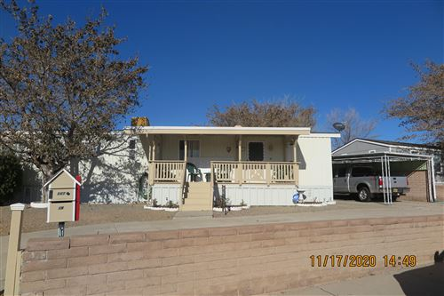 Photo of 6801 JADE PARK Avenue NE, Albuquerque, NM 87109 (MLS # 981254)