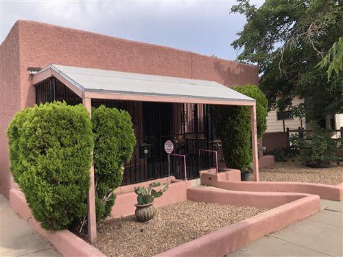 Photo of 1606 6TH Street NW, Albuquerque, NM 87102 (MLS # 997254)