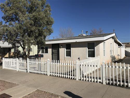 Photo of 1610 6TH Street NW, Albuquerque, NM 87102 (MLS # 981257)