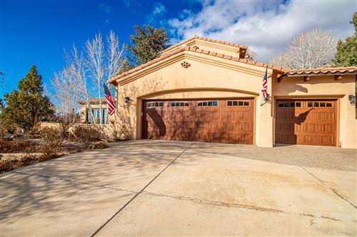 Photo of 12511 CRESTED MOSS Road NE, Albuquerque, NM 87122 (MLS # 961258)