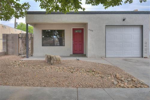 Photo of 6055 KILMER Avenue NW, Albuquerque, NM 87120 (MLS # 971259)