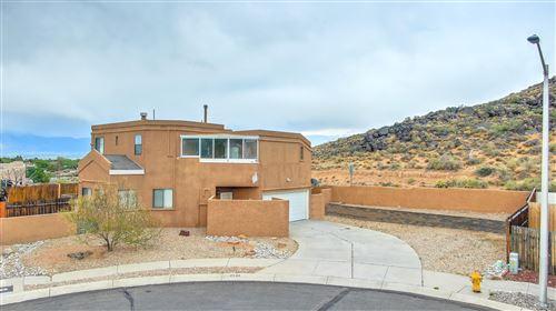 Photo of 6400 JA Court NW, Albuquerque, NM 87120 (MLS # 991259)