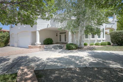 Photo of 11909 Summerwind Place NE, Albuquerque, NM 87122 (MLS # 971260)