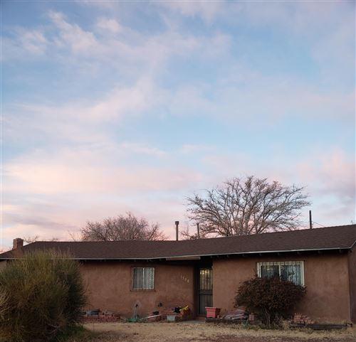 Photo of 1106 SAINT Street NE, Albuquerque, NM 87112 (MLS # 983261)