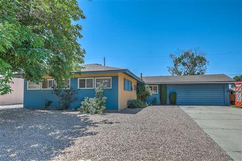 Photo of 3119 GEORGIA Street NE, Albuquerque, NM 87110 (MLS # 996261)