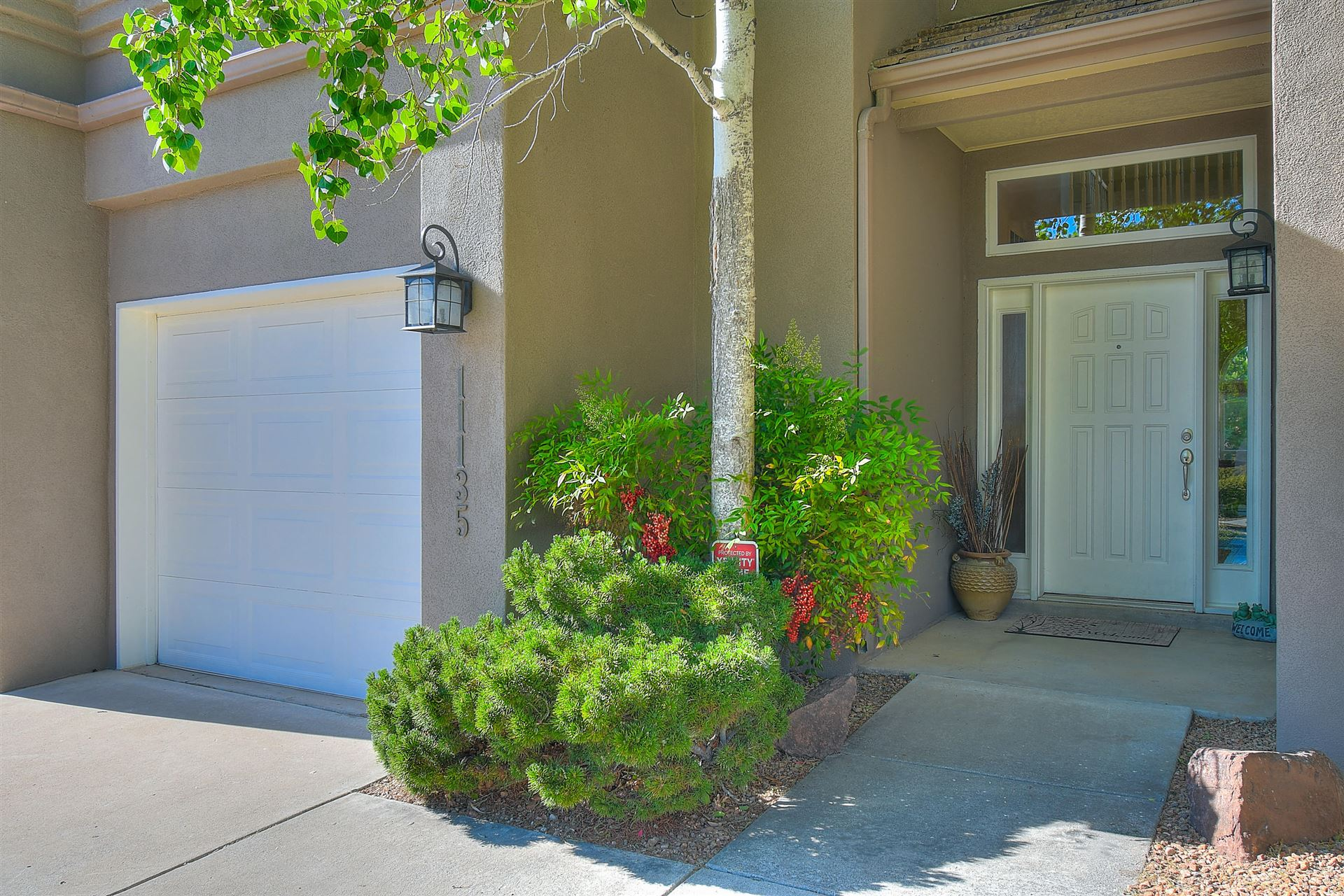 Photo of 11135 SPYGLASS HILL Lane NE, Albuquerque, NM 87111 (MLS # 968261)