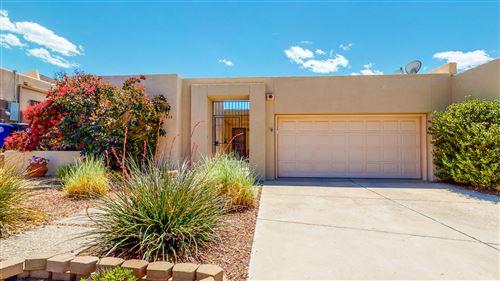 Photo of 7404 MARILYN Avenue NE, Albuquerque, NM 87109 (MLS # 968262)