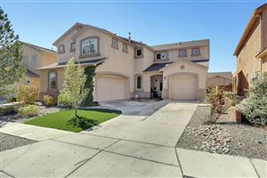 Photo of 8104 Pony Hills Place NW, Albuquerque, NM 87114 (MLS # 954263)