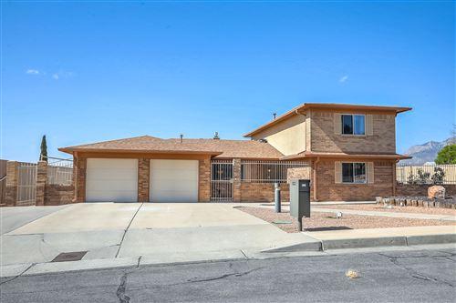Photo of 12453 TOWNER Avenue NE, Albuquerque, NM 87112 (MLS # 989264)