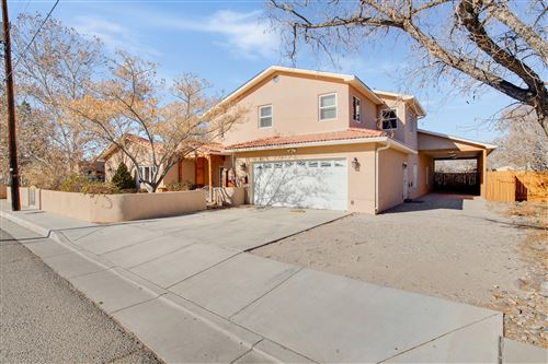 Photo of 1809 MARBLE Avenue NW, Albuquerque, NM 87104 (MLS # 982265)