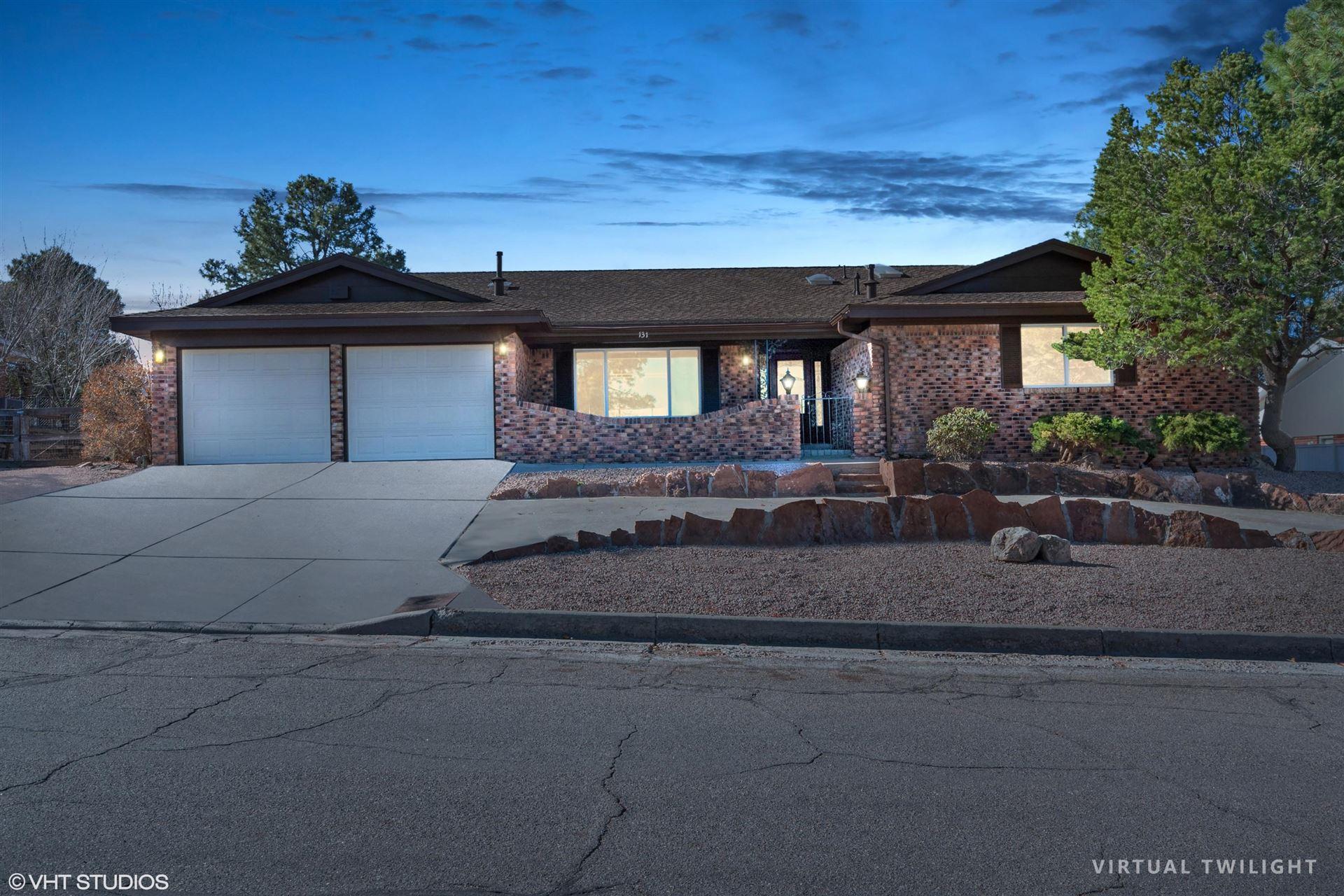 Photo for 1316 Cuatro Cerros Trail SE, Albuquerque, NM 87123 (MLS # 989266)